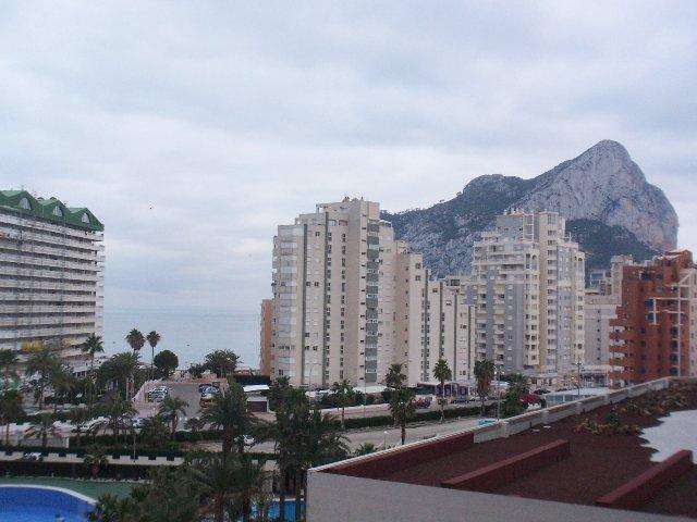 Vistas - Apartamento en venta en calle Juan Carlos I, Calpe/Calp - 56727997