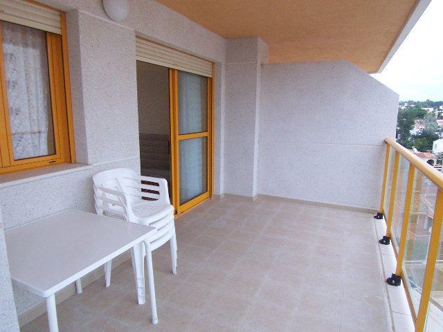 Terraza - Apartamento en venta en calle Juan Carlos I, Calpe/Calp - 56728003