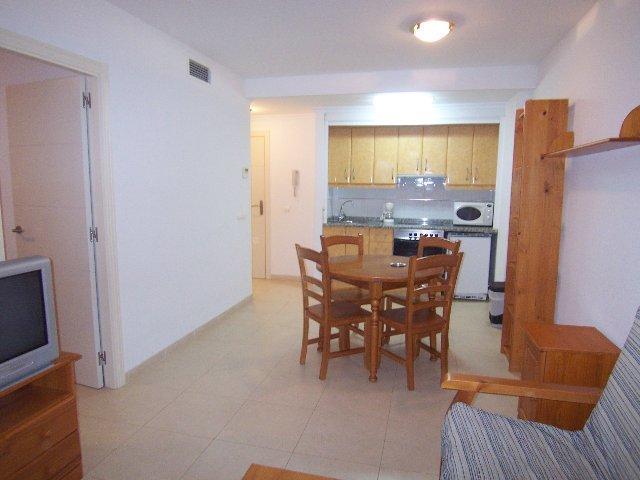 Salón - Apartamento en venta en calle Juan Carlos I, Calpe/Calp - 56728005