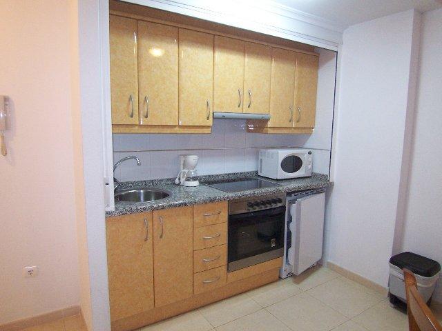 Cocina - Apartamento en venta en calle Juan Carlos I, Calpe/Calp - 56728006