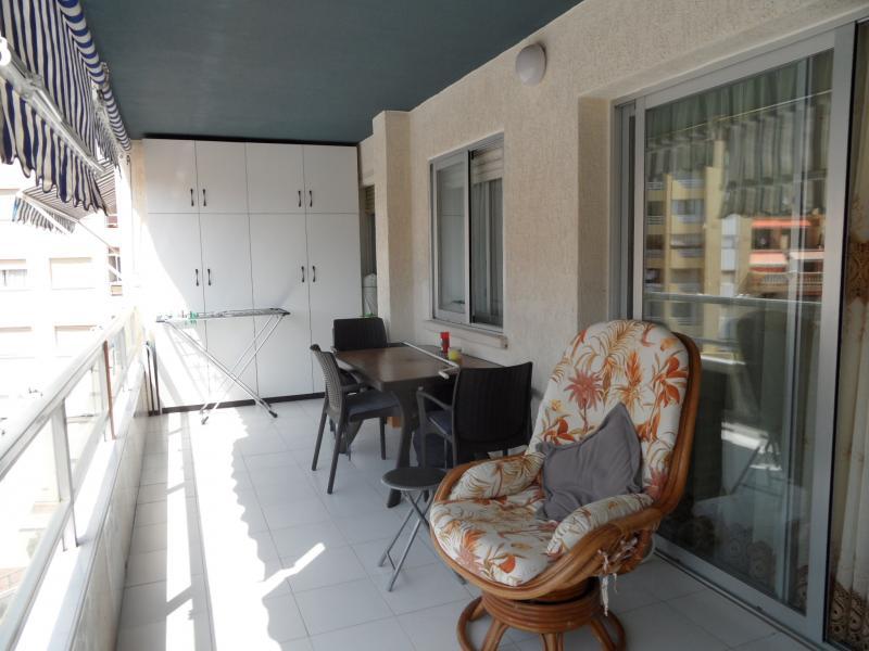 Terraza - Apartamento en venta en calle Pintor Sorolla, Calpe/Calp - 84231035