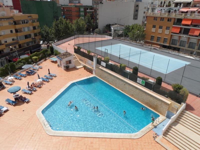 Zonas comunes - Apartamento en venta en calle Pintor Sorolla, Calpe/Calp - 84231036