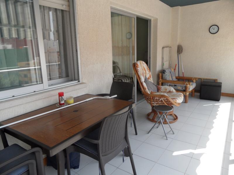 Terraza - Apartamento en venta en calle Pintor Sorolla, Calpe/Calp - 84231040
