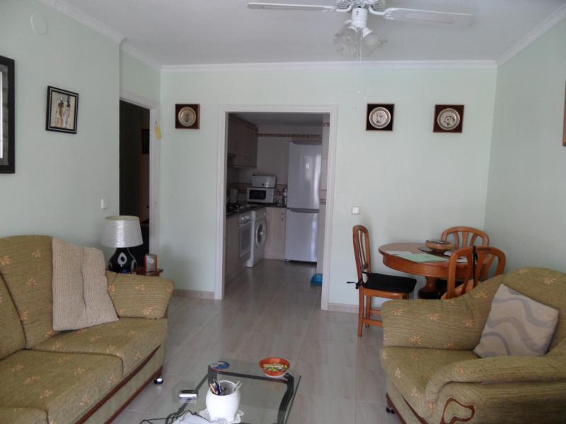 Salón - Apartamento en venta en calle Pintor Sorolla, Calpe/Calp - 84231045