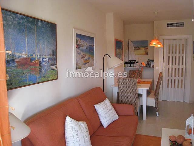 Apartamento en venta en calle Alfas del Pi, Calpe/Calp - 146602734