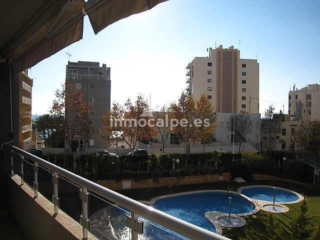 Apartamento en venta en calle Alfas del Pi, Calpe/Calp - 146602742