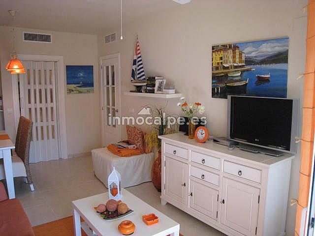 Apartamento en venta en calle Alfas del Pi, Calpe/Calp - 146602749