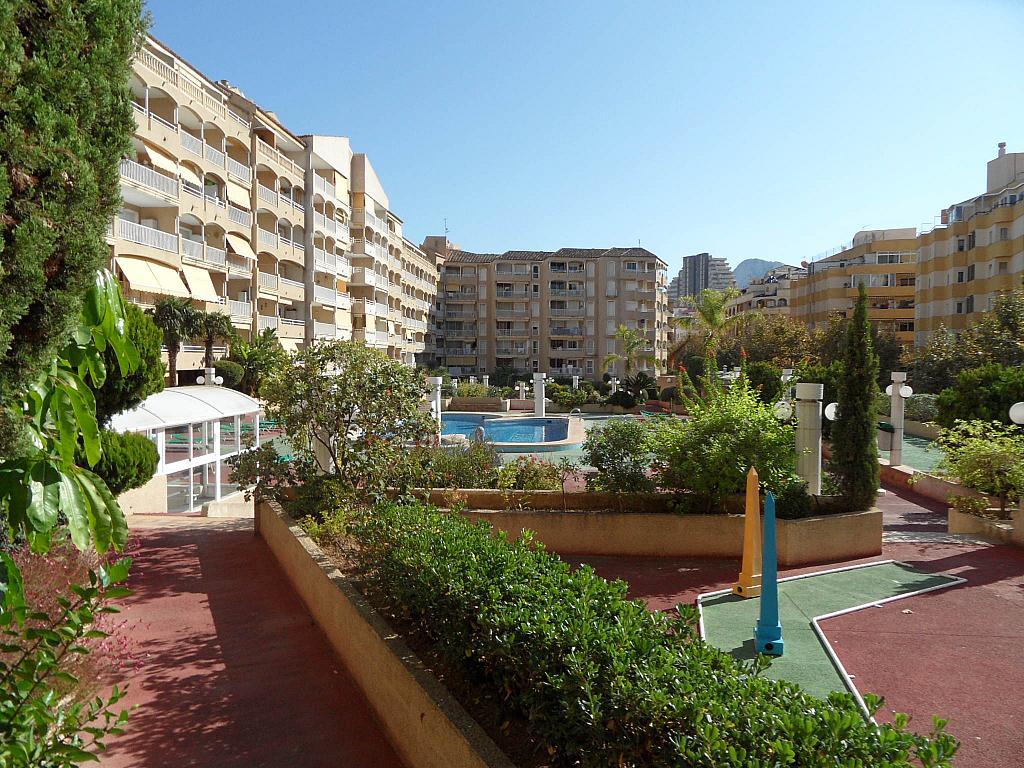 Apartamento en venta en calle Corbeta, Calpe/Calp - 159187730