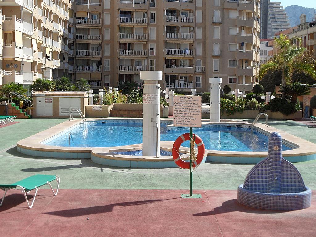 Apartamento en venta en calle Corbeta, Calpe/Calp - 159187735