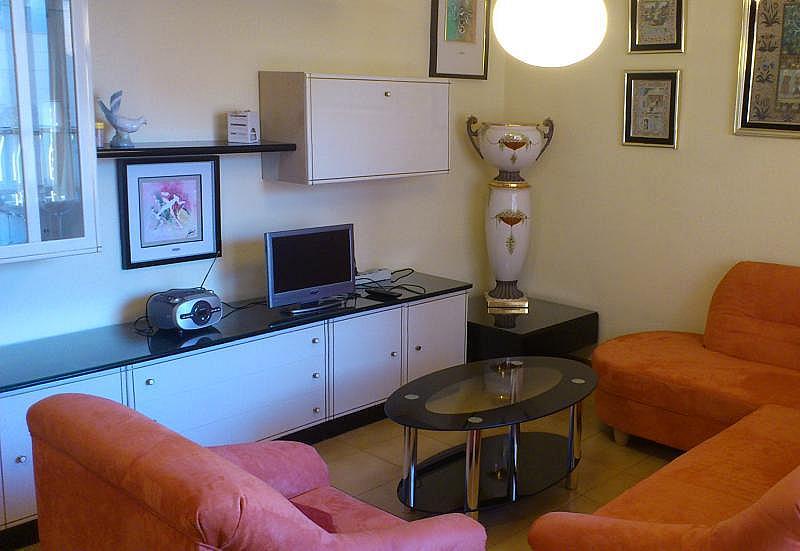 Salón - Apartamento en venta en calle Gabriel Miró, Calpe/Calp - 162128641