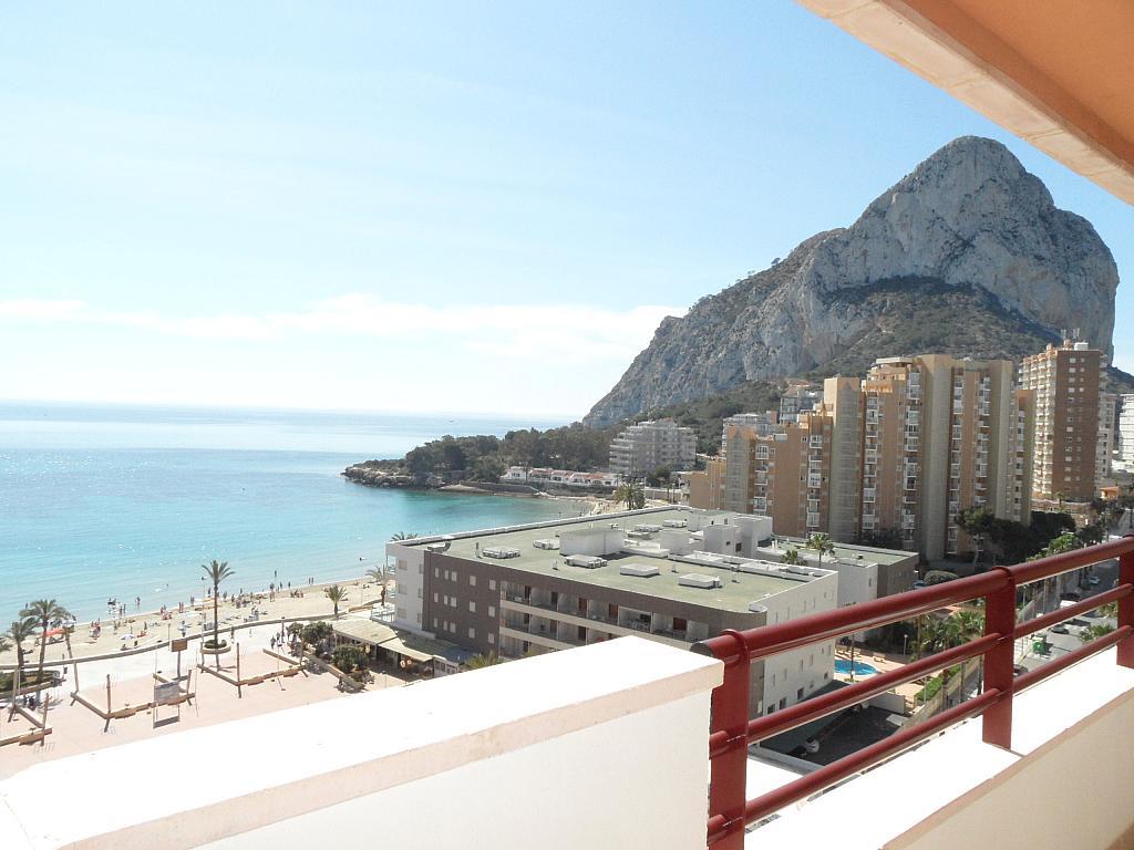 Apartamento en venta en calle Playa Levante, Calpe/Calp - 190556201