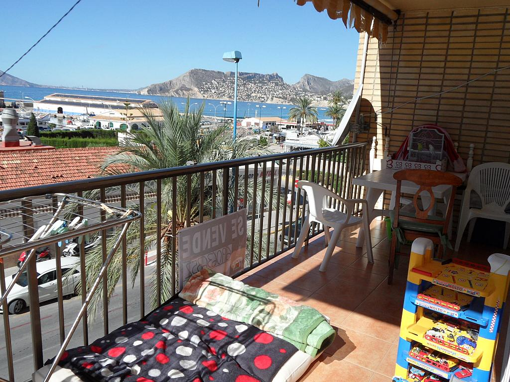 Apartamento en venta en calle Avda del Port, Calpe/Calp - 216699484
