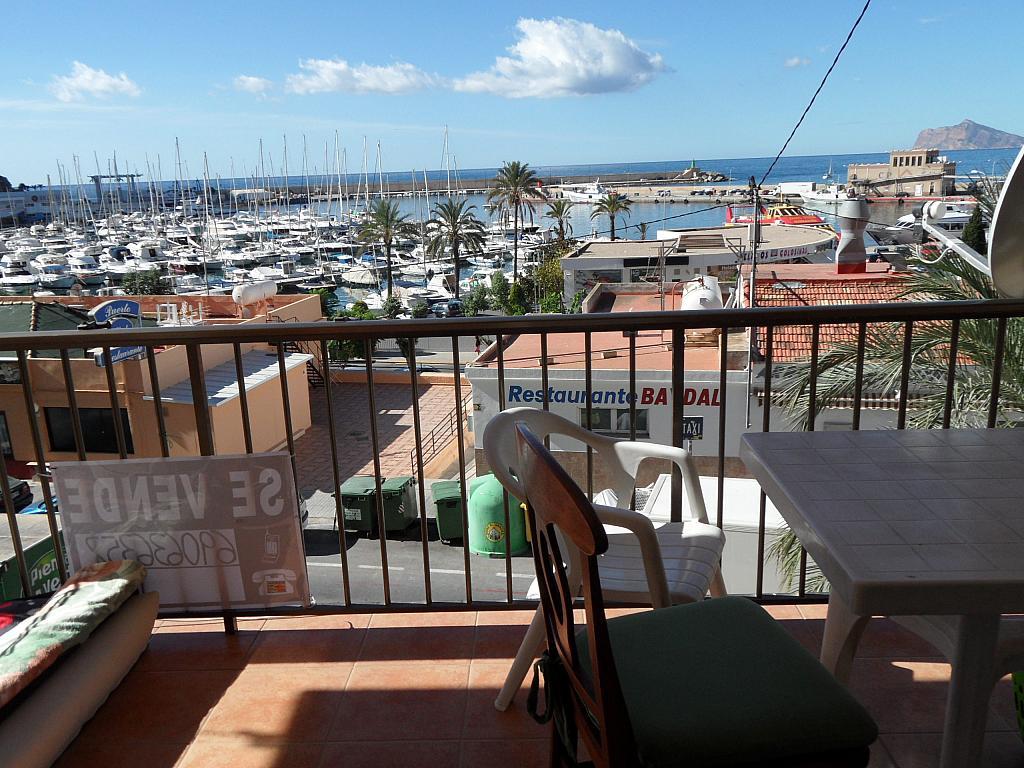 Apartamento en venta en calle Avda del Port, Calpe/Calp - 216699505