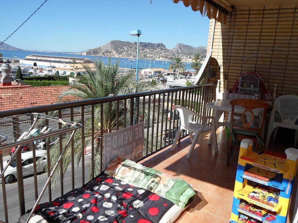 Apartamento en venta en calle Avda del Port, Calpe/Calp - 216699508