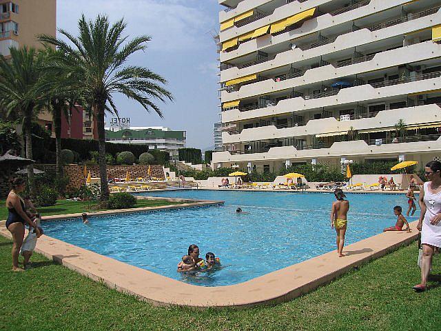 Apartamento en venta en calle Avda Rosa de Los Vientos, Calpe/Calp - 220243071