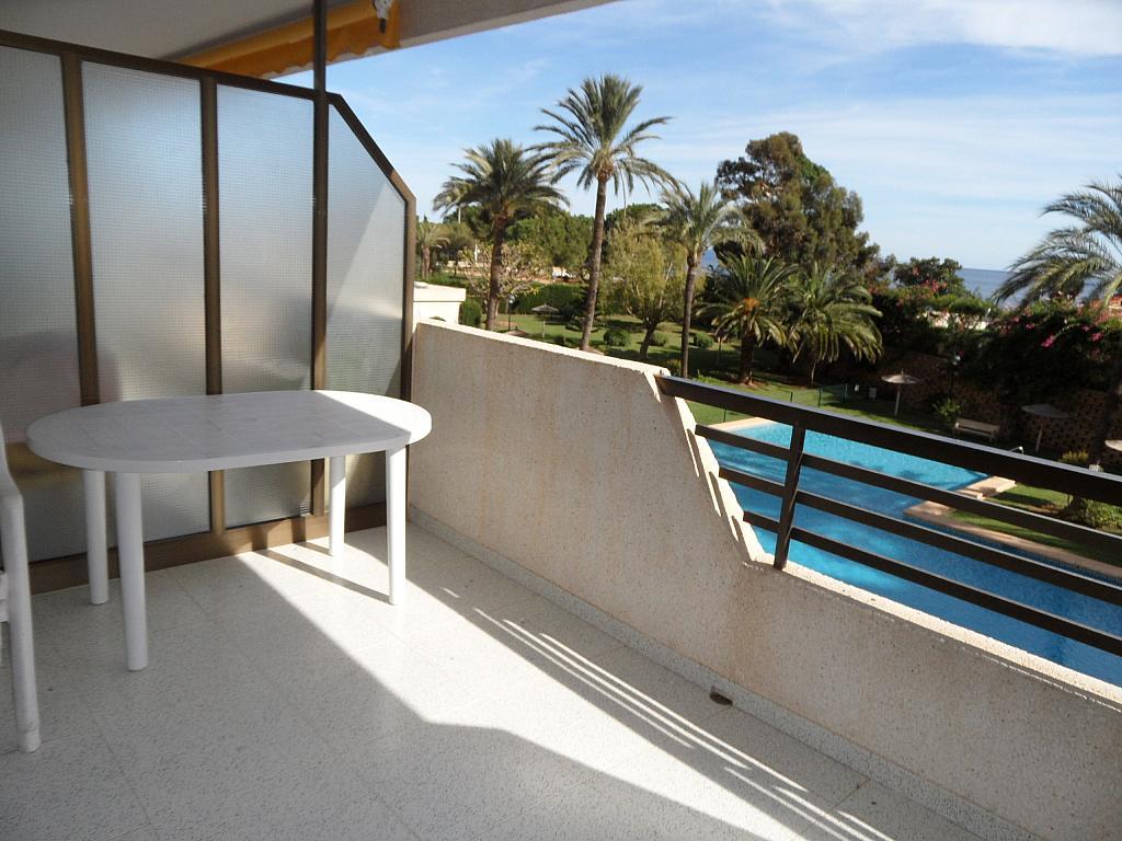 Apartamento en venta en calle Avda Rosa de Los Vientos, Calpe/Calp - 220243081