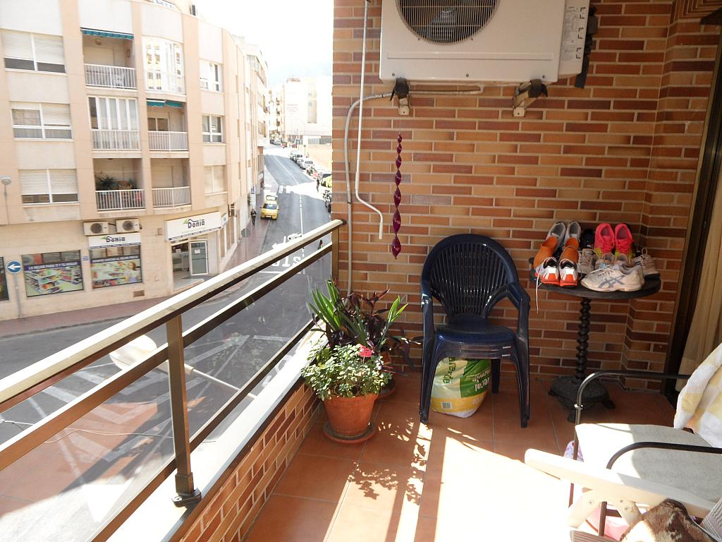 Apartamento en venta en calle Puerto Santa Maria, Calpe/Calp - 242113347
