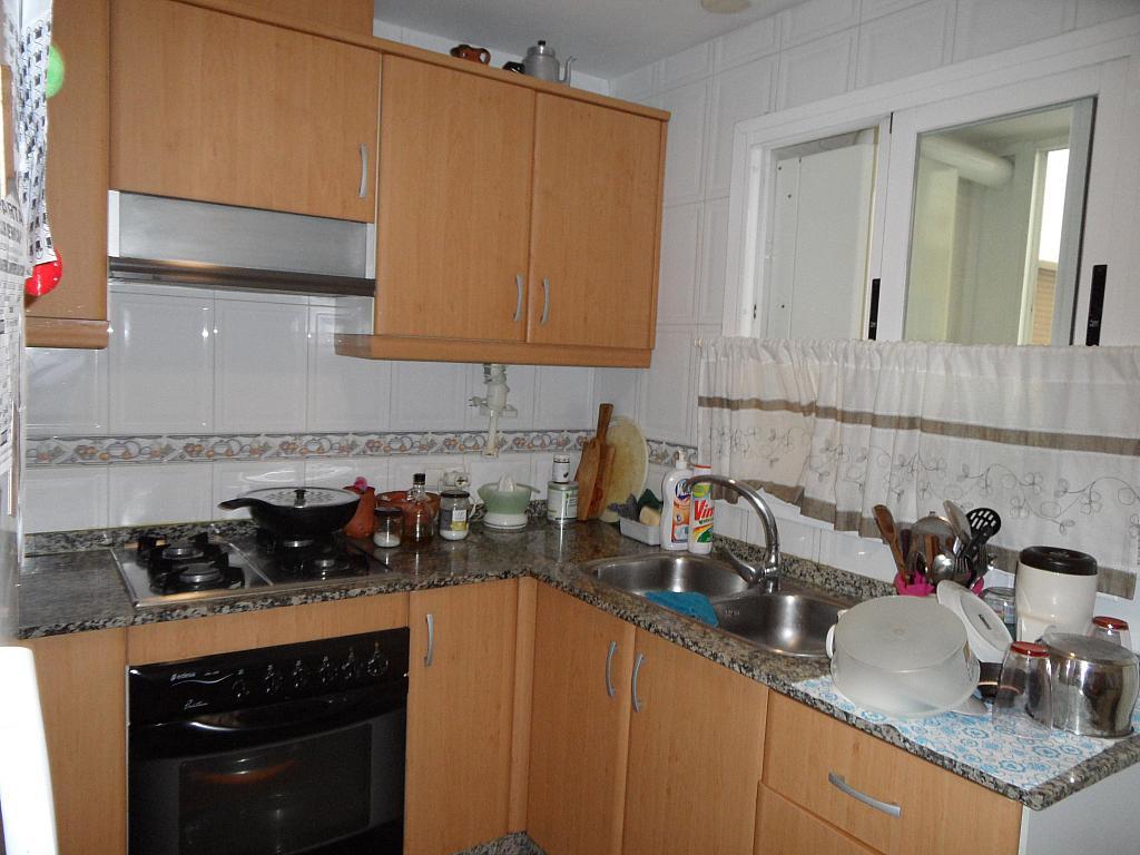 Apartamento en venta en calle Puerto Santa Maria, Calpe/Calp - 242113388