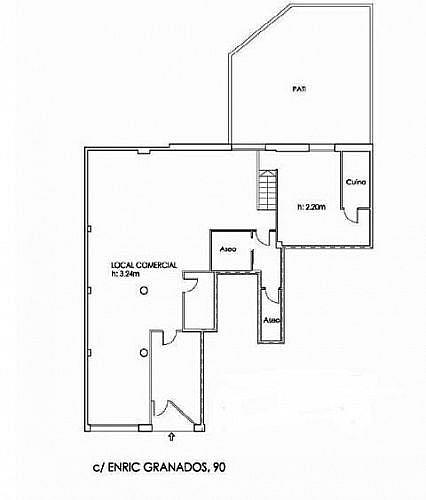 - Local en alquiler en calle Enric Granados, Barbera del Vallès - 284331927