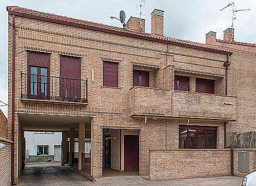 - Dúplex en alquiler en calle General Yagüe, Villamanta - 284333106