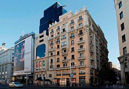 Garaje en alquiler en calle Gran Via, Centro en Madrid - 292024951