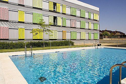 Estudio en alquiler en calle La Rioja, Villanueva de la Cañada - 297531390