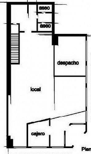 Local en alquiler en calle Monjas Clarisas, Oliva - 297532725