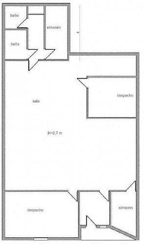 Local en alquiler en calle Mayor, Museros - 297532824