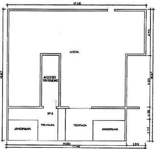 Local en alquiler en calle Dragonera, Marratxí - 297533376