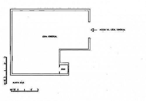 Local en alquiler en calle Federico Garcia Lorca, Castilleja de la Cuesta - 297533499