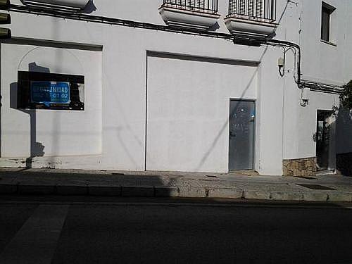 - Local en alquiler en calle Don Manuel Sanchez, Benalup-Casas Viejas - 180616545