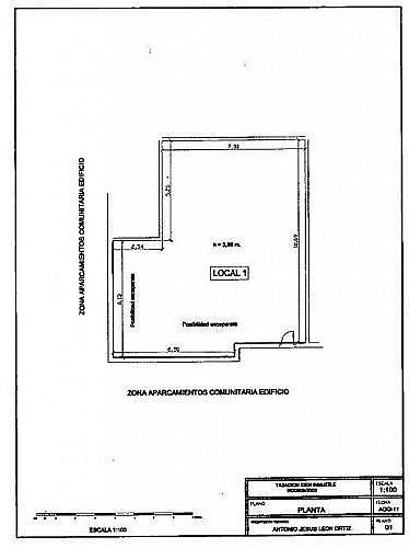 - Local en alquiler en calle James Watt, San josé de la rinconada - 180617265