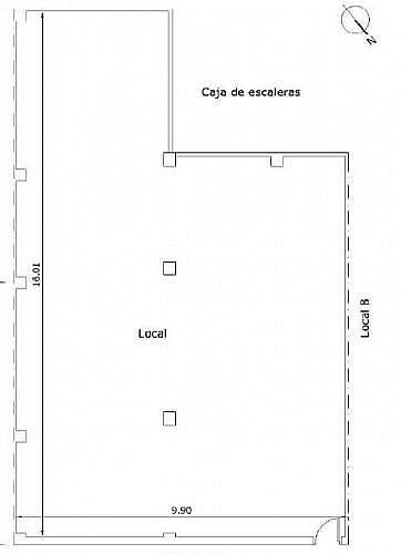 - Local en alquiler en calle Antonio Machado, San Juan de Aznalfarache - 180617286