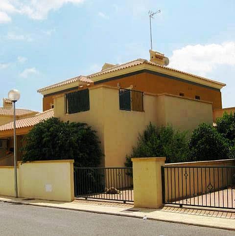 - Casa adosada en alquiler en calle Ciudad Real, Almoradí - 268223863