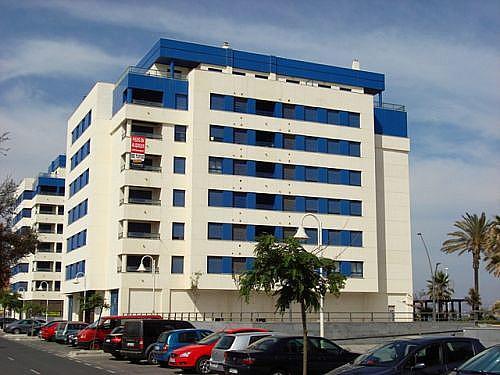 - Garaje en alquiler en calle Pacifico, El Cónsul-Ciudad Universitaria en Málaga - 185035001