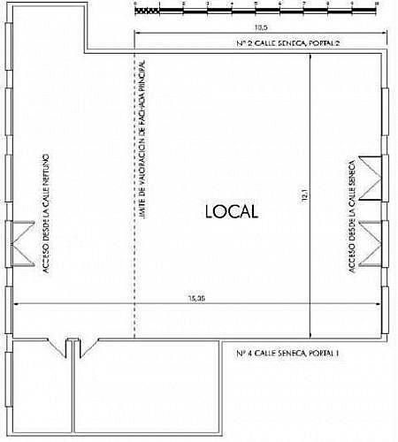 - Local en alquiler en calle Seneca, Punta Umbría - 188271200