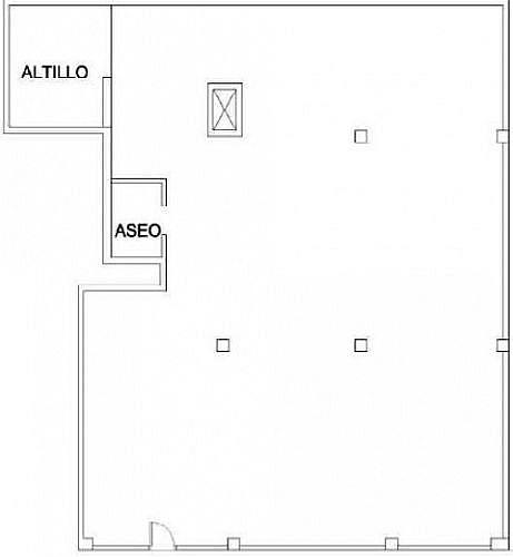 - Local en alquiler en calle Cecili Metel, Pollença - 210640120