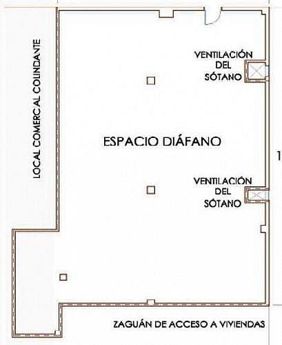 - Local en alquiler en calle De Les Corts Valencianes, Bonrepòs i Mirambell - 210640141