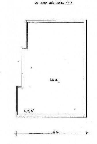 - Local en alquiler en calle Josep Roque i Tarrago, Tarragona - 188272979