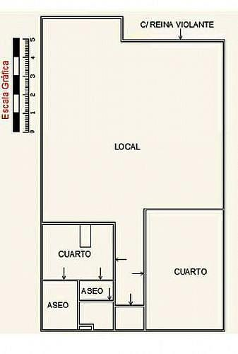 - Local en alquiler en calle Cid, L´Olivereta en Valencia - 188273000