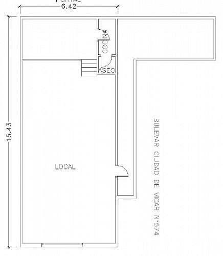- Local en alquiler en calle Ctran Pk Barriada la Gangosa, Vícar - 210640417