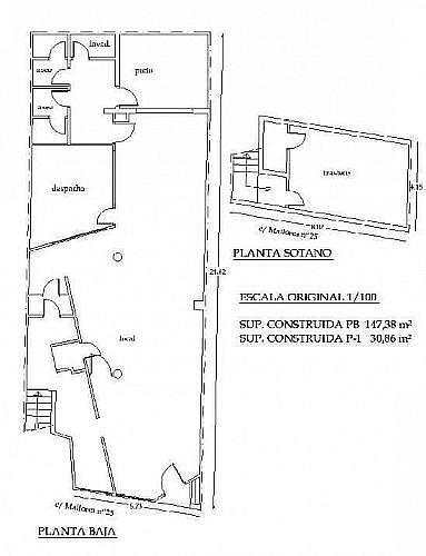 - Local en alquiler en calle Mallorca, Ciutadella de Menorca - 188273753