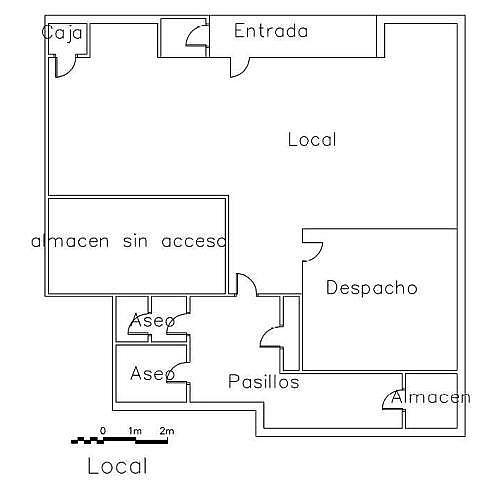 - Local en alquiler en calle Jose Dominguez Moreno, Coín - 188273969
