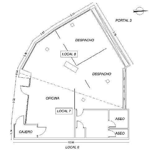 - Local en alquiler en calle Navarro Caro, Tomares - 188274047