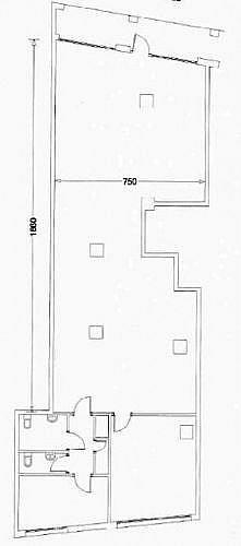 - Local en alquiler en calle D¿Arbucies, Breda - 210640585
