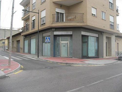 - Local en alquiler en calle Maria del Mar Rodriguez Albadalejo, Algorfa - 188274311