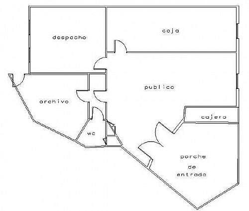 - Local en alquiler en calle Padre Luis Gordillo, Palma del Condado (La) - 188274371