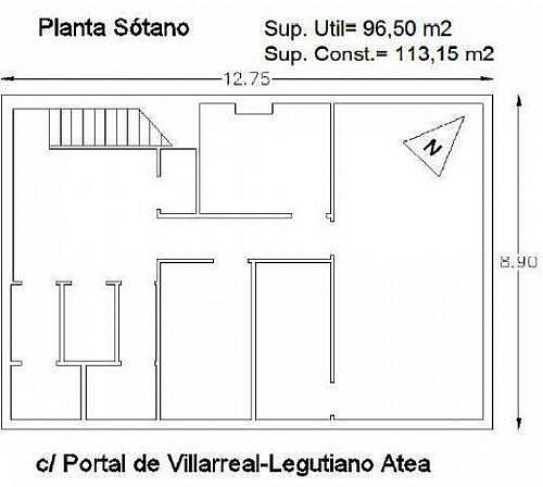 - Local en alquiler en calle De Legutiano, Coronacion en Vitoria-Gasteiz - 188275580