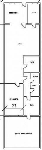 - Local en alquiler en calle Gran Via Comte D¿Albalat, Albalat dels Sorells - 210641914