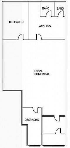 - Local en alquiler en calle Joan Xxii, Carcaixent - 210642283